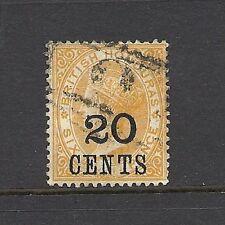 Used British Honduran Stamps (Pre-1973)