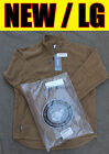 GENUINE USMC 100 Polartec Pullover Sweater Coyote US Marine military fleece army