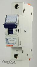 GEWISS Series 90-MT60 GW 92 205 - 6A TIPO B singolo palo MCB NUOVO