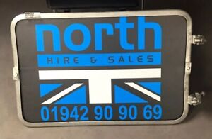 "Scaffold Sign Frame 36"" x 24"""