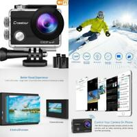 Gopro Action Full HD 1080P Waterproof Sports Camera WIFI 12MP 170 Degree