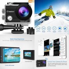 Gopro Action Full HD 1080P Waterproof Sports Camera WIFI 12MP 170 Degree