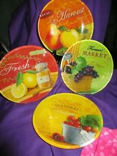 Pier One appetizer plate set (4Pc.) with Box