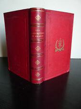 Les illustrations du XIXème siècle-11 biographies-première série-fin XIXème-TBE
