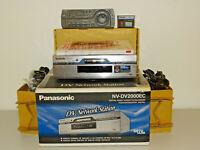 Panasonic NV-DV2000 High-End DV-Recorder, OVP w.NEU, komplett, 2 Jahre Garantie