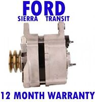 Fits FORD - SIERRA - 4x4 - TRANSIT (E__) 1987 1988 1989 1990 - 1994 ALTERNATOR