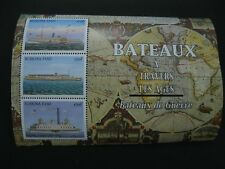 Burkina Faso 1999  ships  sheetlet  SCOTT No.1131  I201807