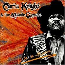 Curtis Knight Live in Europe (1989, & Midnite Gypsies) [CD]