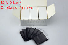 600pc Barrier Envelopes Soft PE Phosphor Plate Size 2# Dental X-Ray USA Stock