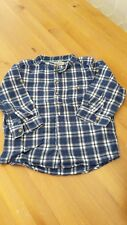 Boys H&M checked shirt. Size 12-18 months.NWOT