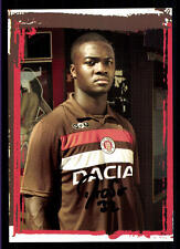Davidson Drobo Ampem AUTOGRAFO biglietto FC St Pauli 2009-10 ORIGINALE + a 121819