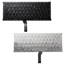 For Apple Macbook Air 13 A1369 A1466 UK Layout Keyboard Laptop Black MC965 MC966