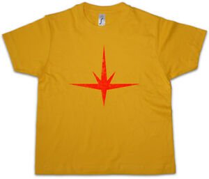 NOVA CORPS LOGO II Kids Boys T-Shirt Guardians Symbol Of The Sign Galaxy Comic