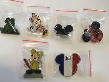 Pin Set Mickey & Minnie