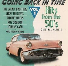 Going back in Time 1-Hits from the 60's McCoys, Everley Brothers, Johnny .. [CD]