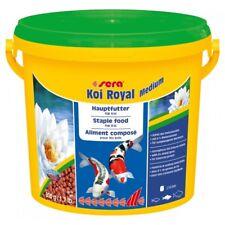 Sera Koi Royal Medium 3800 ml 800g Mangime per Carpe Laghetto
