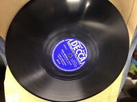 1940s 78 Louis Armstrong Confessin Our Monday Date DECCA 65461