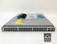 Cisco N3K-C3064TQ-10GT Nexus 3064-T, 48 10GBase-T and 4 QSFP+ ports