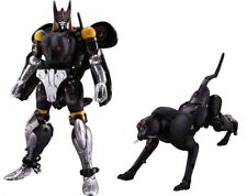 TAKARA TOMY TRANSFORMERS MASTERPIECE MP-34S BEAST WARS SHADOW PANTHER & COIN