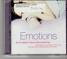 (FH589) Emotions, 2CD  - 2002 CD