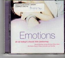 (FH589) Emotions, 2CD  - 2002 CD