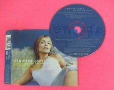 CD Singolo WAITING FOR TONIGHT Jenifer Lopez 1999 COLUMBIA 667793 2 no mc (S22)