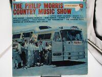 Philip Morris Country Music Show CARL SMITH Columbia CL 1048 6-EYE VG+ c VG