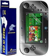 ArmorSuit MilitaryShield Nintendo Wii U GamePad Screen Protetor + Full Body Skin