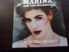 marina and the diamonds electra  heart vinyl record