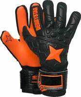 Derbystar Fußball Torwarthandschuhe Evolution I Herren schwarz orange