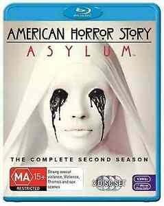 American Horror Story - Asylum : Season 2 (Blu-Ray) - New / Sealed | AHS
