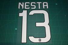 AC Milan 12/13 #13 NESTA Homekit Nameset Printing