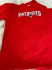 Team Apparel Patriots Gronkowski T-Shirt New Size Medium