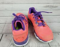 Under Armour UA Micro G Heat Gear Running womens Shoes Multi color Sz 7.5  clean