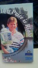This (Nick) Price is Right 1992 PGA Championship VHS John Daly Ryder Cup golf