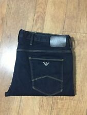 Latest NWOT Men's Armani Jeans J06 Stretch Denim Dark Blue Skinny W38 L30 H7