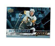 2020-21 UD MVP Net Crashers #NC-6 Sidney Crosby - Pittsburgh Penguins ships PWE