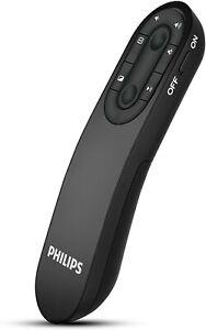Philips Wireless Presenter Remote Clicker for PowerPointLaser Pointer 30M USB