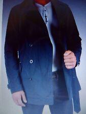 DIESEL J-Bragg Da Uomo Trench Taglia XL (prezzo consigliato £ 280.00) NUOVO