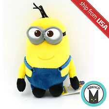 "Official Universal Minions Kevin Movie Exclusive 6"" Plush Doll Soft Ball Chain"