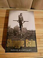 Shuggie Bain by Douglas Stuart 2020 UK 1st/1st HB Picador - Booker Prize Winner