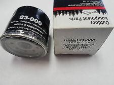 Oregon 83-000 Oil Filter fits Laser 93343 Honda 15400-Pfb-004