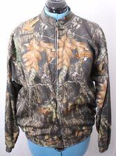Scent-Lok Full Zip Mossy Oak Break Up Performance Hunting Jacket Men's L