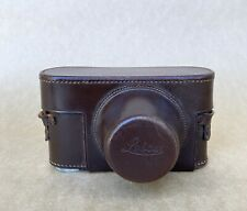 Leica IIIF, IIIC Camera Case W/ Larger Nose, Vintage, CLEAN!