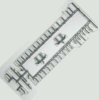 SILVER SD75M  Handrail Set (Plastic Version)  Athearn  HO