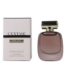 Nina Ricci L'Extase Perfume Mini - 0.17 / .17 oz / 5 ml EDP Splash New In Box