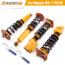 Coilover Coilovers for Mazda Savanna RX7 RX-7 FC FC3S 1.3L R2 Coupe 86-91 SALE
