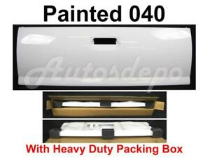 FOR TOYOTA 2005-2015 TACOMA REAR TAILGATE PAINTED 040 - SUPER WHITE