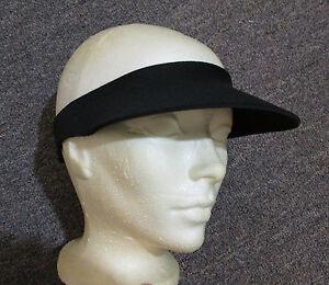 CCT Black Shooting visor Lightweight ISSF