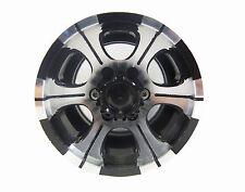 "ALIENTAC One 1.9"" Wide 1"" Alloy Beadlock Wheel Rim for 1/10 RC Model #003X1"